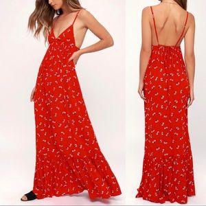 Lulu's Maxi Dress by Billabong